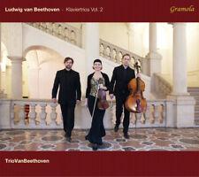 Ludwig van Beethoven : Ludwig Van Beethoven: Klavier Trios - Volume 2 CD (2015)