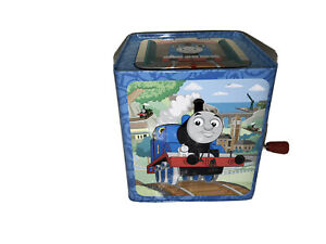 Thomas The Train Pop Up Jack In The Box