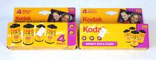 New Listing8 Rolls Kodak Gold 200 24 Exposure 35mm Expired Color Print Film