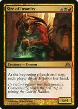 Sire of Insanity Dragon's Maze NM Black Red Rare MAGIC GATHERING CARD ABUGames