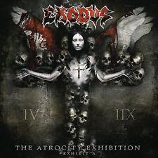 The Atrocity Exhibition by Exodus (CD, Oct-2007, Nuclear Blast)