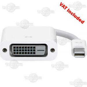 Genuine Apple Mini DisplayPort to DVI Adapter MB570LL/B A1305 for iMac mini Book