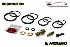 Aprilia RS125 2012 radial front brake caliper seal repair rebuild kit 2T only