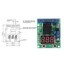 12V Voltage Control /Delay Switch /OverVoltage /Under Voltage Protection Module