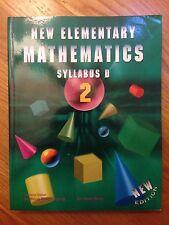 New Elementary Mathematics - 2 (Syllabus D)