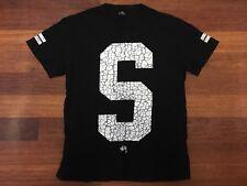 STUSSY 'Tokyo 80' Old School Skateboarding XL T-Shirt Fantastic Overall Conditn!