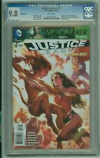 Justice League 2011 #13 CGC 9.8 Garner Variant New 52 Cheetah Wonder Woman 1984