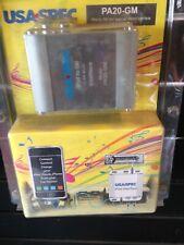 Usa Spec Pa-20Gm Ipod / Aux Input To Gm Interface Module