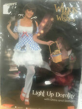 Smiffys Wings and Wishes Dorothy Wizard of OZ Fancy Dress