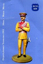 LA FORTEZZA SCALE MODEL ECO-039 - OFFICER SURREY YEOMANRY 1911 - 54mm METAL KIT