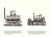 John Blankenships British Tramway Hedley, John Stevens Steam Locomotives print