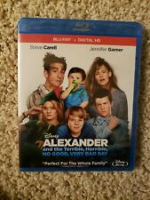 Alexander and the Terrible,Horrible,No Good,Very Bad Day Blu-ray +digital d/l