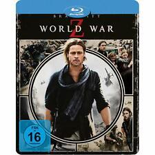 World War Z [Limited Extended Steelbook Novobox][Blu-ray/NEU/OVP] Brad Pitt