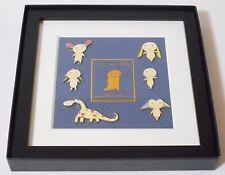 Takashi Murakami Special Art Work For Roppongi Hills Kaikai Kiki Pins Framed Set