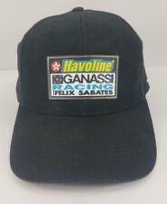 Pre Owned Mens Nascar Racing Hat - Havoline - Chip Ganassi - Felix Sabates