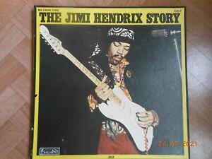 LP Langspielplatte The JIMI HENDRIX Story 3 LP BOX Sammlerstück