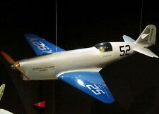 Crosby CR-4 Racing Aircraft Airplane Wood Model Replica Small Free Shipping
