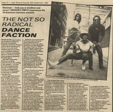 25/9/82Pgn10 Article & Picture(s) Shalamar the Not So Radical Dance Faction