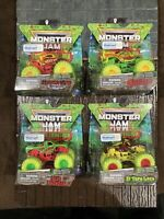 2020 Spin Master Monster Jam 1:64 Four - Zombie Invasion Series 2