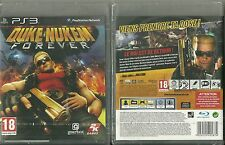 JEU PlayStation 3 PS3 : DUKE NUKEM : FOREVER - NEUF EMBALLE - NEW / FRANCAIS