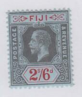 FIJI 90  MINT HINGED OG *  NO FAULTS VERY FINE !