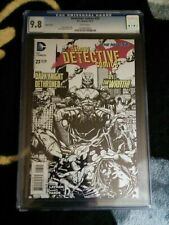 Detective Comics 23 (DC, second series) CGC 9.8, Fabok 1 for 25 variant cover!!!