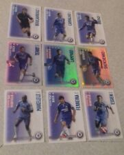 SHOOT OUT CARDS 2006/07 (06/07) - Chelsea Set of 18 Cards