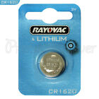 1 x Rayovac CR1620 battery Lithium 3V Coin Cell BR1620 KRC1620 DL1620 EXP:2023