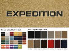 Lloyd Mats Ford Expedition Custom Velourtex Front Floor Mats (1997-2002)