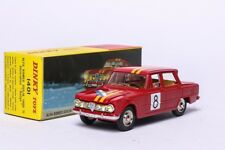 ATLAS 1/43 DINKY TOYS 1401 ALFA ROMEO GIULIA 1600 TI-Decoration Rallye Car Model