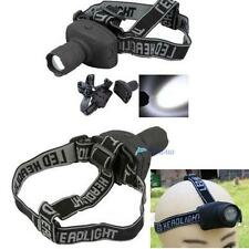 Headlamp Q5 3W LED Zoomable 3 mode Torch Light Flashlight Headlight AAA GAC