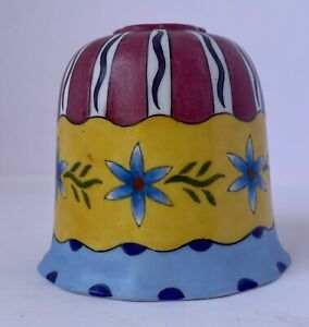 Replacement LIGHT GLASS Lamp SHADE Colorful Painted Nursery Whimsical