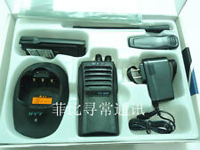 16 CH VHF-5W / UHF-4W walkie talkie Hytera HYT TC-600 two way radio TC600