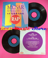 LP 45 7'' M.C.SAR & THE REAL MCCOY It's on you 1990 france CARRERE no cd mc dvd