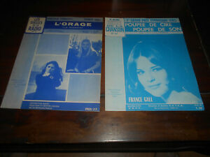 partitions france gall originale