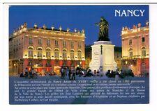 Postcard: The Statue of Stanislas on Stanislas Square, Nancy, France