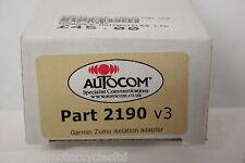 Autocom-parte #2190V3 - Adaptador de aislamiento de Garmin Zumo