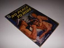 NO PLACE TO HIDE by David Bradley, Bantam Book #421, 1949, Atom Bomb, Vintage PB