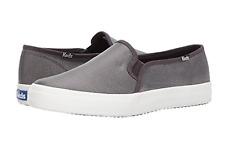 NIB Keds Double Decker Lurex Shale - Slate Gray - Women's Size 8