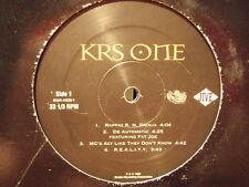 KRS-ONE - KRS ONE (VINYL 2LP)  1995!!  RARE!!!  DJ PREMIER + FAT JOE + DIAMOND D