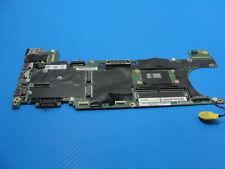 "Lenovo ThinkPad T460s 14"" Genuine Laptop i7-6600U Motherboard"