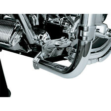 Kuryakyn Chrome Engine Guard Tab Mount Covers for 97-14 Touring Models