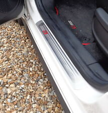 """MG3 SPORT & STYLE  """"BRAND NEW STYLE"""" 4 DOOR SILL PROTECTORS IN S/STEEL UK Co."""