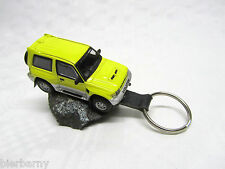 Schlüsselanhänger Mitsubishi Pajero Evolution 1:72 Sonderanfertigung UNIKAT NEU