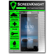 ScreenKnight Nokia 8 - SCREEN PROTECTOR - Military Shield