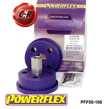 CITROEN SAXO (inclus VTS) Powerflex Avant SUPPORT MOTEUR INFÉRIEUR pff50-106