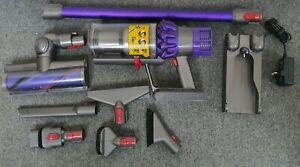 Dyson Cyclone V10 Animal Purple Stick Vacuum Cleaner REFURBISHED