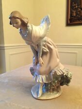 Lladro # 5061 March Winds Retired Mint Condition