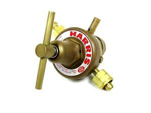 NEW HARRIS 650L GAS REGULATOR