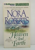 Nora Roberts - Three Sisters Island Trilogy, Vol.2 Heaven and Earth- Cassette